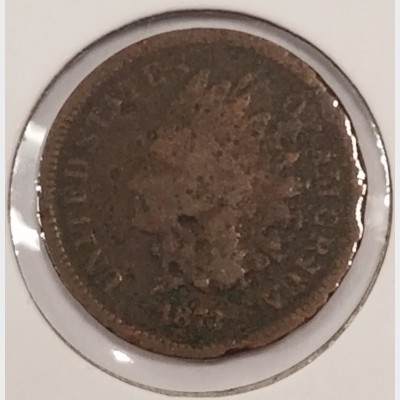 Indian Head Cents in Fair Condition