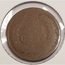 Indian Head Cents in AG Condition
