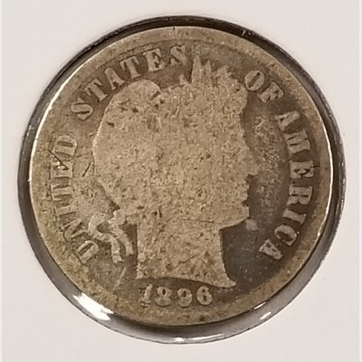 Barber Dimes in Good Condition