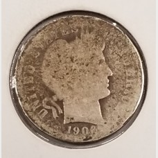 Barber Dimes in AG Condition