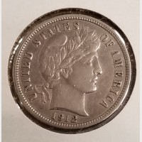 Barber Dimes in VF Condition