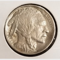 Buffalo Nickels in XF Condition