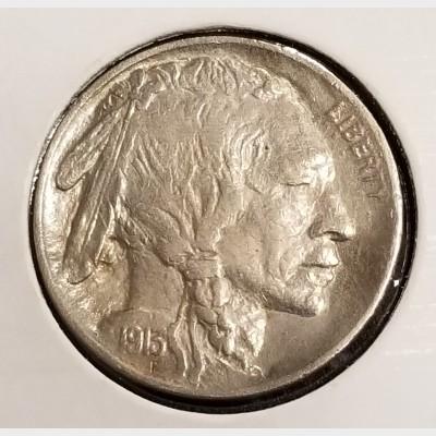 Buffalo Nickels (1913-1938)