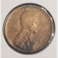 Lincoln Wheat Cents in AU Condition