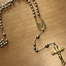 10k Yellow Gold Rosary