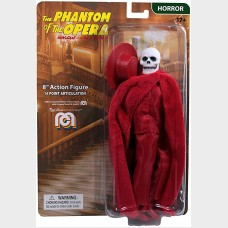 Phantom of the Opera Red Death Mego 8-Inch Action Figure