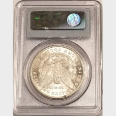 1881-CC Morgan Silver Dollar PCGS MS63