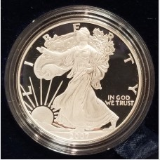 2008 W American Eagle 1 Ounce Bullion Coin $1 Proof US Mint