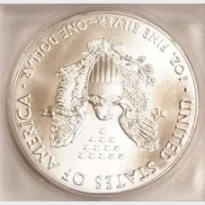 2016-P Silver American Eagle $1 ICG MS69