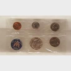 1965 Uncirculated SMS U.S. Mint Set No Envelope