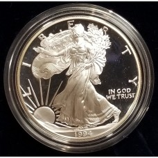 1994 P  American Eagle 1 Ounce Bullion Coin $1 Brilliant Uncirculated US Mint