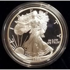 1994-P American Eagle 1 Ounce Bullion  Proof Coin BU