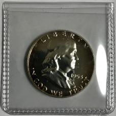 1953 Franklin Half Dollar Choice Proof