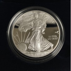 2016 W American Eagle 1 Ounce Bullion Coin $1 Proof US Mint