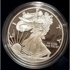 2000 P American Eagle 1 Ounce Bullion Coin $1 Proof US Mint