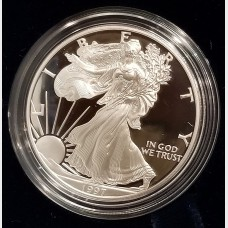 1997 P American Eagle 1 Ounce Bullion Coin $1 Proof US Mint