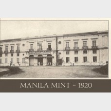 A NEW (TO ME) BRANCH OF THE US MINT: MANILA MINT
