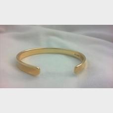 Tiffany & Co. 18K 1837 Cuff Bracelet