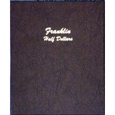 Dansco Album Franklin Half Dollars #7165