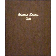 Dansco Album U.S. Type Coin Set #6218