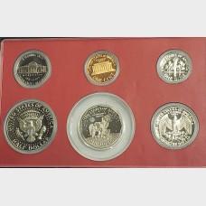 1979 S U.S. Proof Set Type II Mintmark