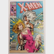 Marvel Comics Uncanny X-Men Issue 214