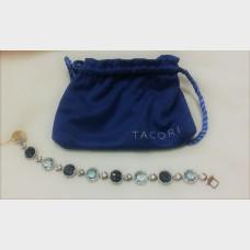 Tacori Island Rains London Blue Cascading Topaz Bracelet