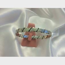 Hans Hansen Sterling Silver Bangle Bracelet