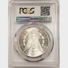 1878-S Morgan Silver Dollar PCGS MS65