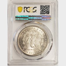 1879-S Morgan Silver Dollar PCGS MS65