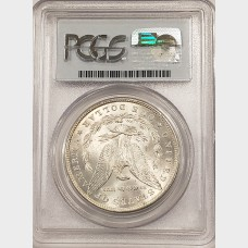 1881 Morgan Silver Dollar PCGS MS65