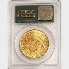 1908 $20 Saint-Gaudens Double Eagle PCGS MS64 NM