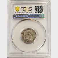 1937-D Buffalo Nickel 3 Legs PCGS Genuine