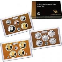 2012 S U.S. Mint Proof Set