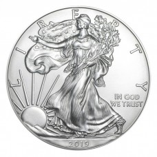 2019 American Silver Eagle (1 ozt)