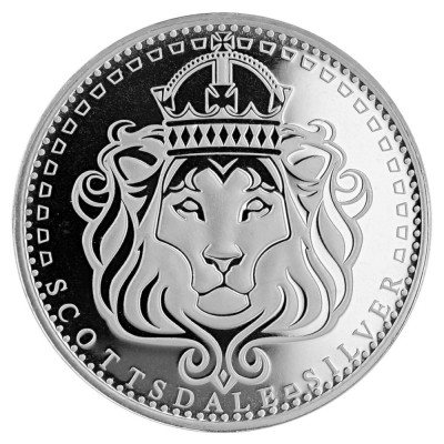 Scottsdale Mint Omnia (1 ozt) Silver Round IN STOCK