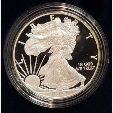 2012 W American Eagle 1 Ounce Bullion Coin $1 Proof US Mint