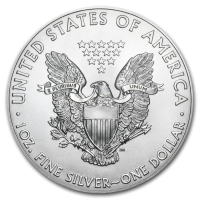 2020 American Silver Eagle (1 ozt) IN STOCK