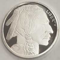 Silver Buffalo Proof Round 1 ozt OUT OF STOCK