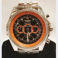 Breitling Supersport Stainless Steel Watch LE