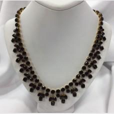 Custom Victorian Design 14kt Necklace