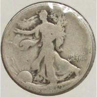 1919 Walking Liberty Half Dollar