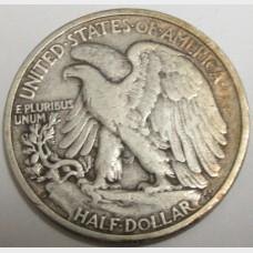 1946-D Walking Liberty Half Dollar