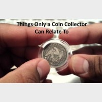 Traits of a Coin Collector