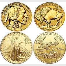 The Gold Bullion Series: Pt. 1 Gold American Bullion