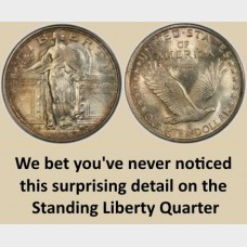 National Coin Week feature: Standing Liberty Quarter