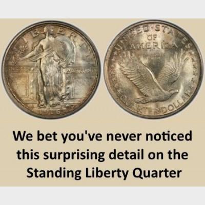 National Coin Week feature: Standing Liberty Quarter