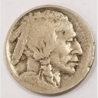 Buffalo Nickels in Good Condition