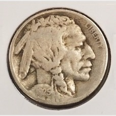Buffalo Nickels in VG Condition
