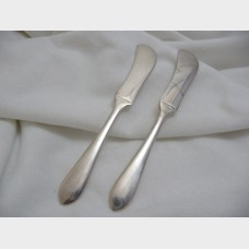S. Kirk & Son Sterling Set of Butter Knives